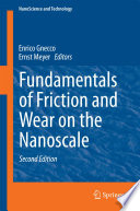 Fundamentals Of Friction And Wear On The Nanoscale Book PDF