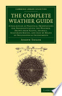 Free Download The Complete Weather Guide Book