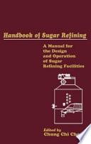 Handbook of Sugar Refining Book