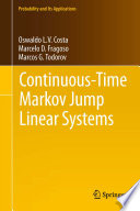 Continuous-Time Markov Jump Linear Systems