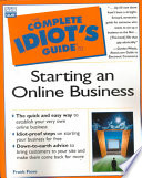 The Complete Idiot's Guide to Starting an Online Business