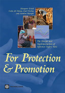 Pdf For Protection and Promotion Telecharger