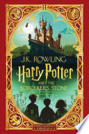 Harry Potter and the Sorcerer's Stone: Minalima Edition (Harry Potter, Book 1), Volume 1