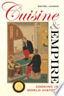 Cuisine And Empire PDF