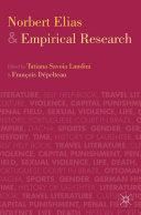 Pdf Norbert Elias and Empirical Research