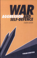 War, Aggression and Self-Defence ebook