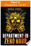 Zero Hour Part 2 Of 4 Department 19 Book 4