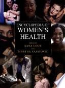 Encyclopedia Of Women S Health