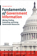 Pdf Fundamentals of Government Information