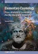 Elementary Cosmology Pdf/ePub eBook