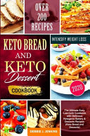 Keto Bread Dessert Cookbook