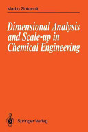 Dimensional Analysis and Scale up in Chemical Engineering