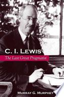C.I. Lewis
