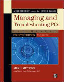Mike Meyers Comptia A Guide To 802 Managing And Troubleshooting Pcs Lab Manual Fourth Edition Exam 220 802