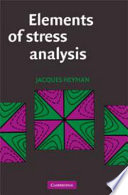 Elements of Stress Analysis Book