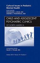 Cultural Issues In Pediatric Mental Health Book PDF