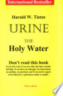 Urine The Holy Water Book