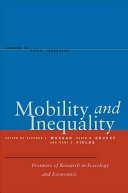 Mobility and Inequality