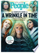 PEOPLE The Complete Guide to A Wrinkle In Time Book