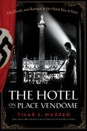 The Hotel on Place Vendome Pdf/ePub eBook
