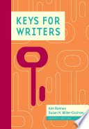 Keys for Writers