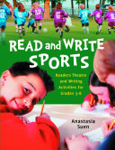Read and Write Sports  Readers Theatre and Writing Activities for Grades 3 8