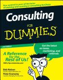 Consulting For Dummies Pdf/ePub eBook