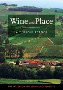 Pdf Wine and Place