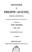 Histoire de Philippe-Auguste