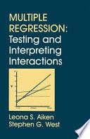 Multiple Regression Book
