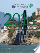 Britannica Book of the Year 2014 Book