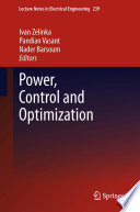 Power  Control and Optimization Book