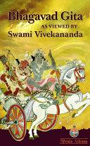 Pdf Bhagavad Gita As Viewed By Swami Vivekananda Telecharger