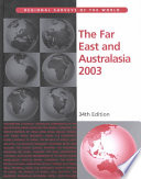 """""""The Far East and Australasia 2003"""" by Eur"""