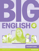 Big English 4 Teacher's Book