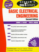 Schaum s Outline of Basic Electrical Engineering