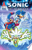 Sonic the Hedgehog #215