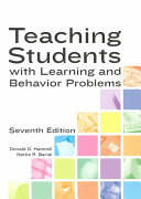 Teaching Students with Learning and Behavior Problems