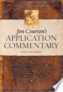 """Jon Courson's Application Commentary: Volume 3, New Testament (Matthew Revelation)"" by Jon Courson"