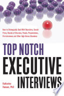 Top Notch Executive Interviews