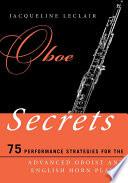 Oboe Secrets