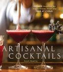 Artisanal Cocktails