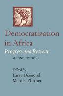 Democratization in Africa: Progress and Retreat - Seite 16