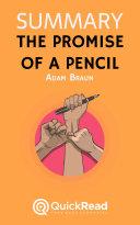 The Promise of a Pencil by Adam Braun (Summary) Pdf/ePub eBook