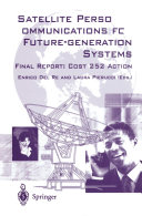 Satellite Personal Communications for Future generation Systems