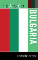 The A to Z of Bulgaria