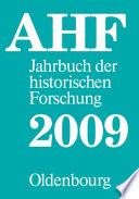 Jahrbuch der historischen Forschung in der Bundesrepublik Deutschland