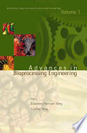 Advances in Bioprocessing Engineering