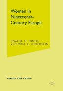 Women in Nineteenth-Century Europe