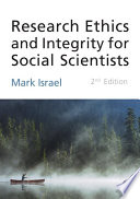 Research Ethics and Integrity for Social Scientists Book